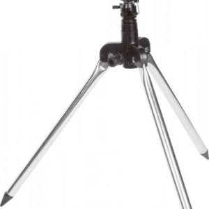 impact sprinkler with a tripod base